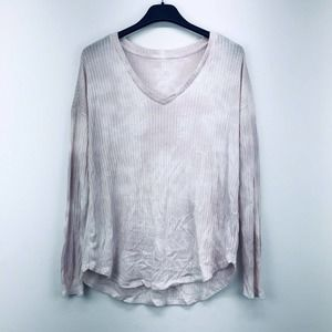 American Eagle Large Shirt Soft & Sexy Ribbed